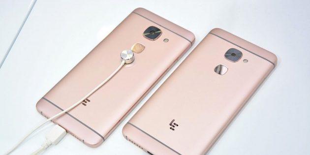 LeEco: новая линейка смартфонов из Китая с неожиданными решениями