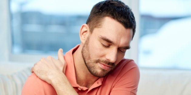 16 простых упражнений для уставших плеч