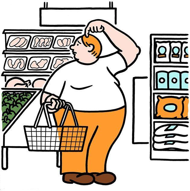 Сахарный заговор, ожирение