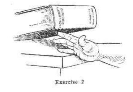 упражнения для мужчин, fingers