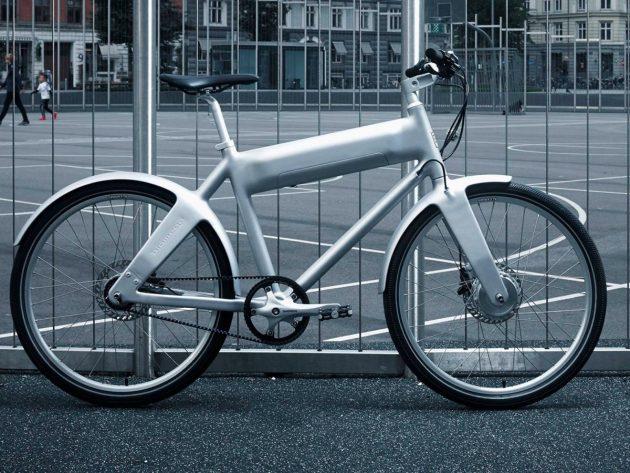 Электровелосипед OKO