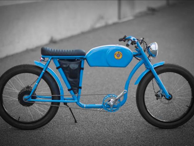 Otocycle RacerR