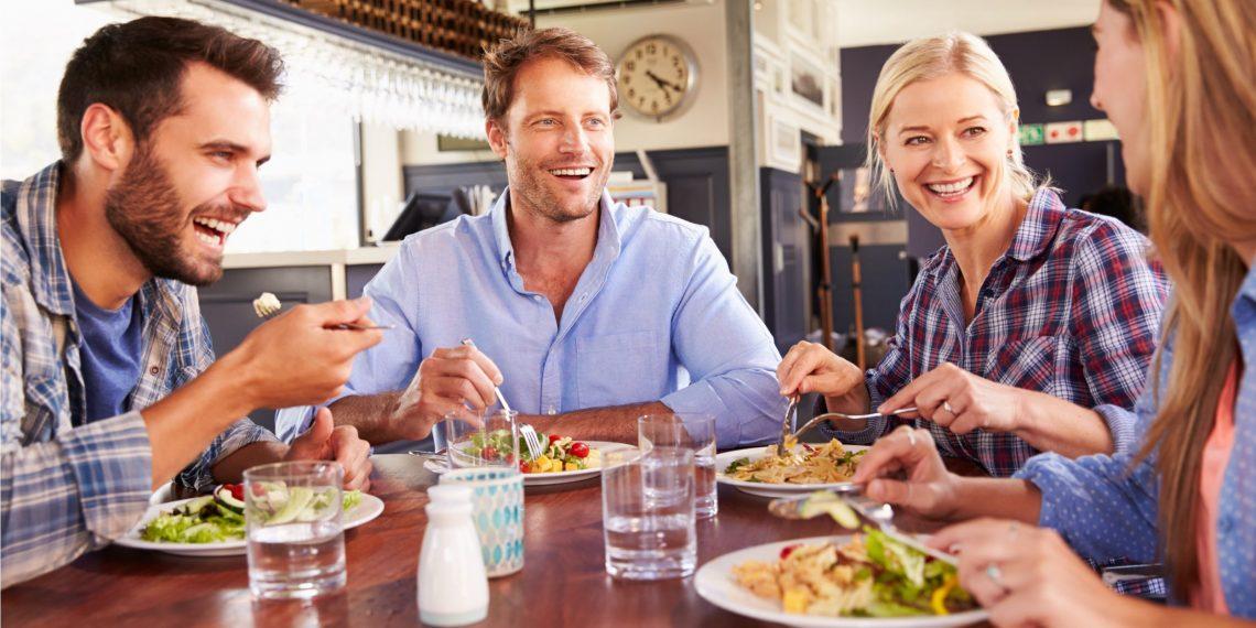 Down To Lunch — самый простой способ встретиться с друзьями