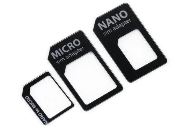 Адаптер SIM-карты
