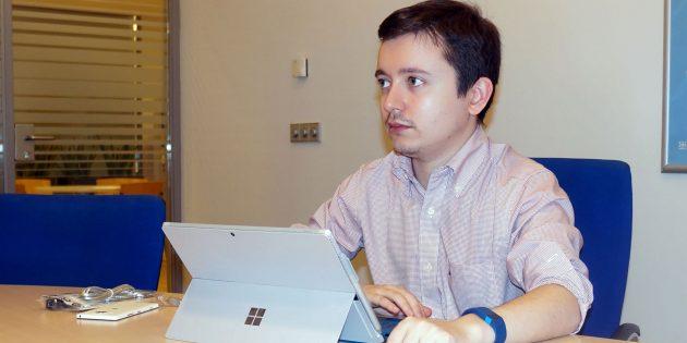 Михаил Черномордиков, Microsoft