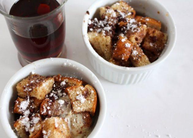 Французские тосты к завтраку