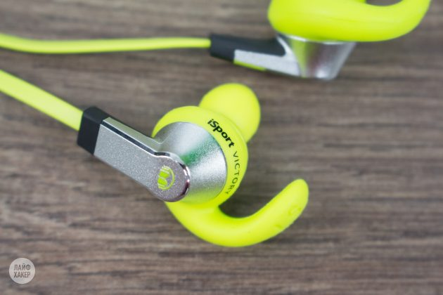 Monster iSport Victory: внешний вид