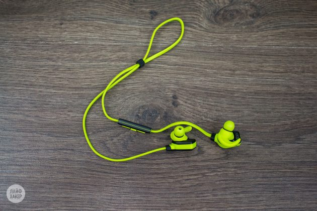Bluetooth-наушники Monster iSport Super Slim