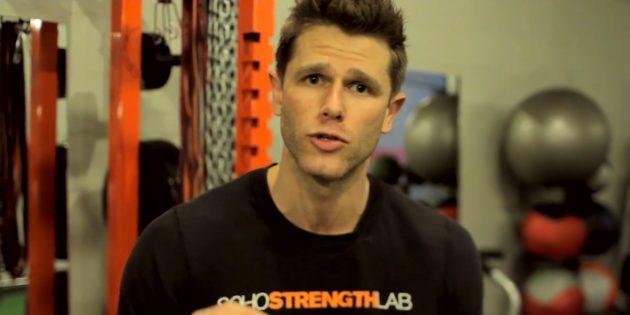 ВИДЕО: Эффективный комплекс упражнений от лучшего тренера Men's Health