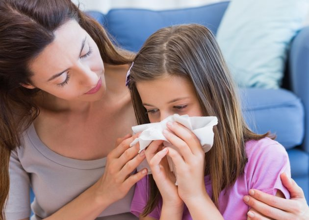 8 советов родителям ребёнка, страдающего от аллергии