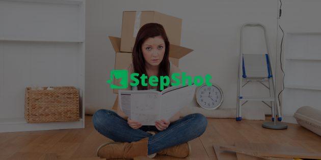 StepShot — программа для тех, кто не хочет возиться с созданием мануалов и справочных пособий