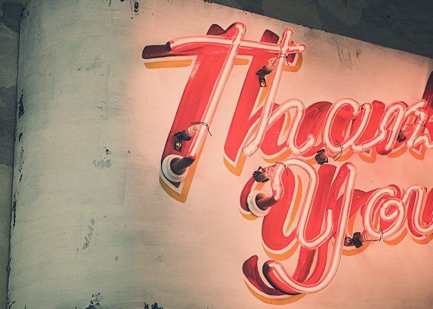 7 ситуаций, когда нужно сказать спасибо
