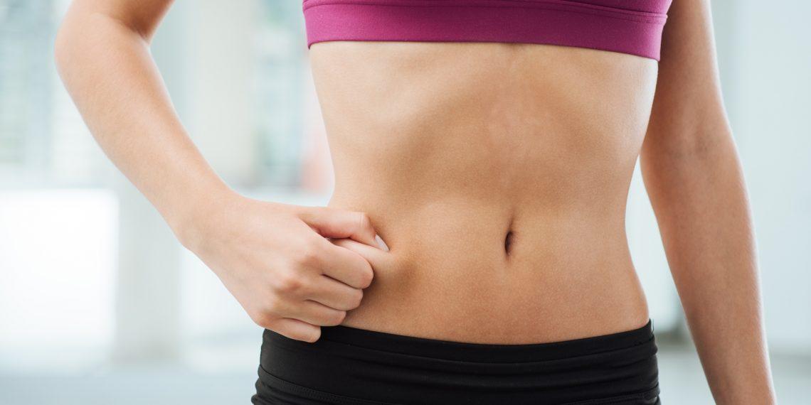 Как сделать жир на животе мягким