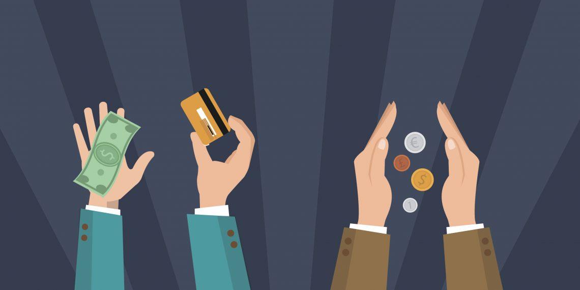 Как выгодно обменять валюту