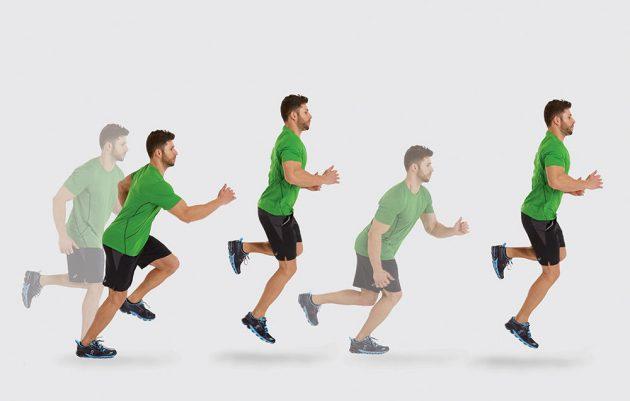 Как быстро бегать: прыжки на одной ноге