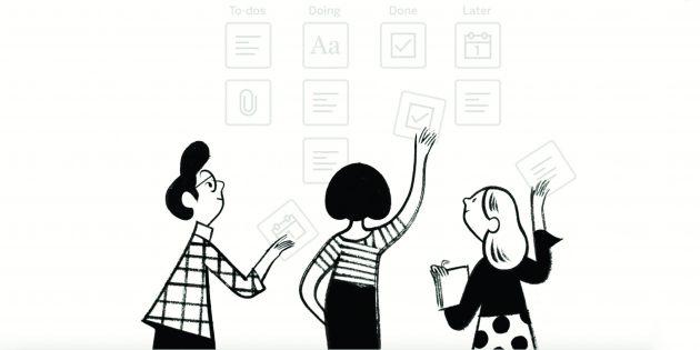Notion — новый заметочный сервис с большим будущим