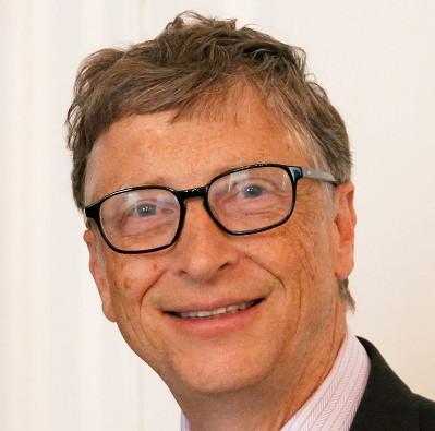 Билл Гейтс — о том, как разбогатеть, если вы живёте на 2 доллара в день