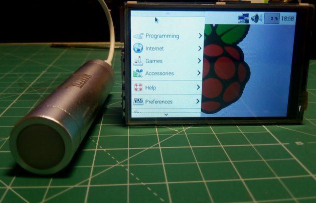 Настройка планшета на Raspberry Pi