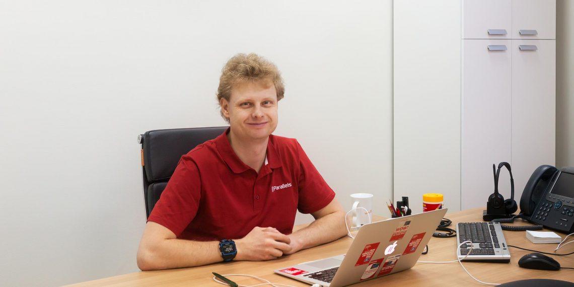 Рабочие места: Николай Добровольский, вице-президент Parallels