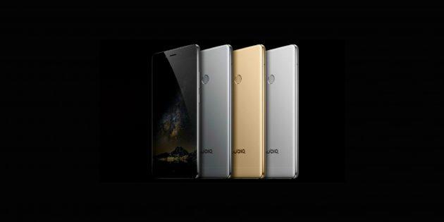 ZTE представила мощный смартфон Nubia Z11