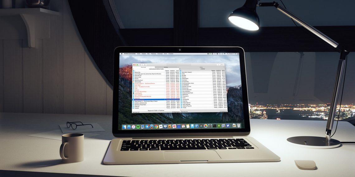 Nimble Commander — полноценный аналог Total Commander для Mac