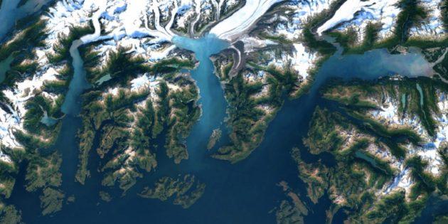 Спутниковые снимки Земли в Google Earth и Google Maps стали намного чётче