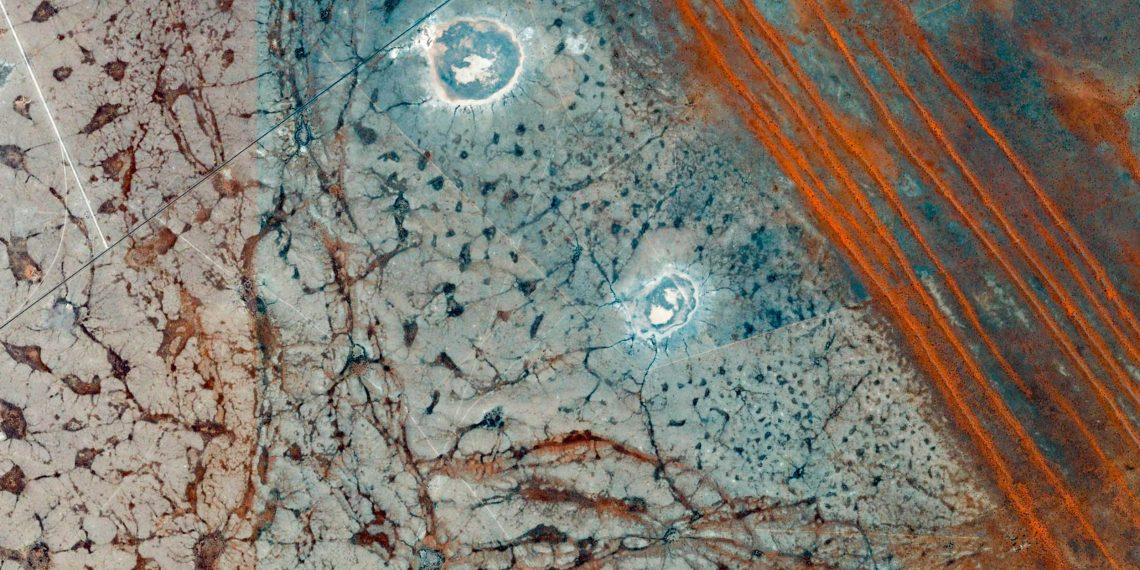 Earth View от Google —коллекция самых красивых фотографий Земли со спутника