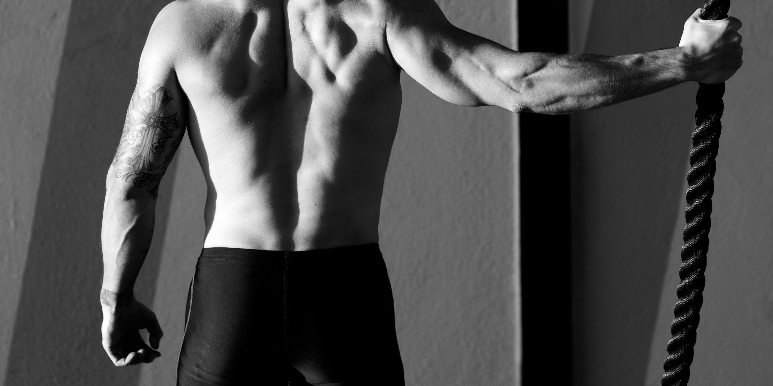 Какие мышця нужна для секса