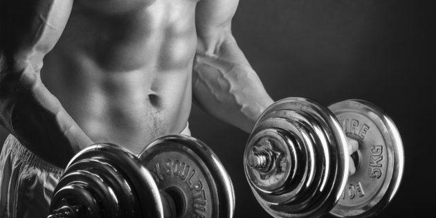 Как набрать мышечную массу