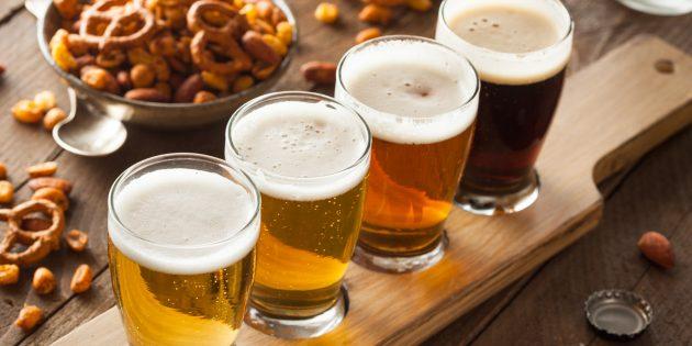 ТЕСТ: М-м-м, пенное! Какой сорт пива попробовать?