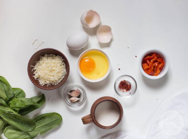 Идеи для завтрака: «Кремовая» яичница
