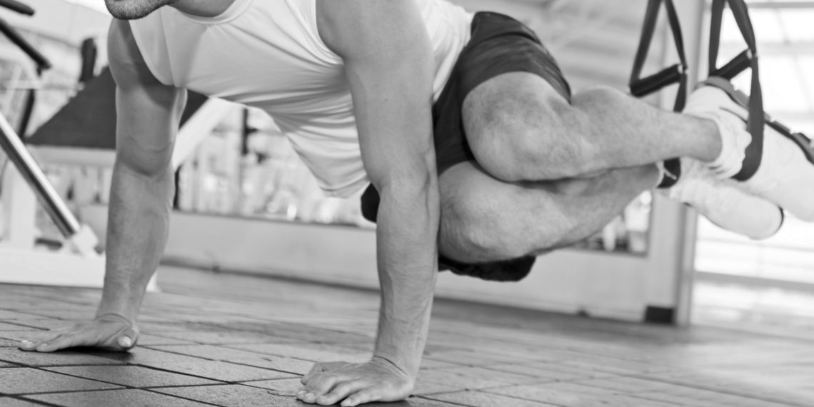 5 эффективных тренировок с собственным весом