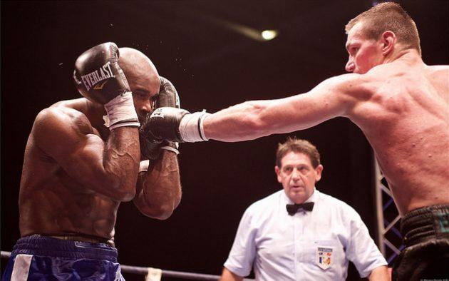 Зрелищные виды спорта: бокс