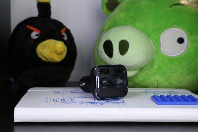 FM-трансмиттеры Neoline: функция гарнитуры