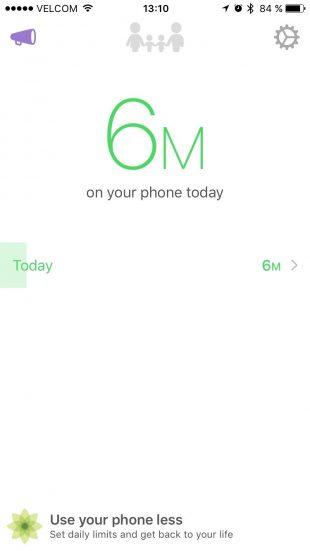 Moment для iOS
