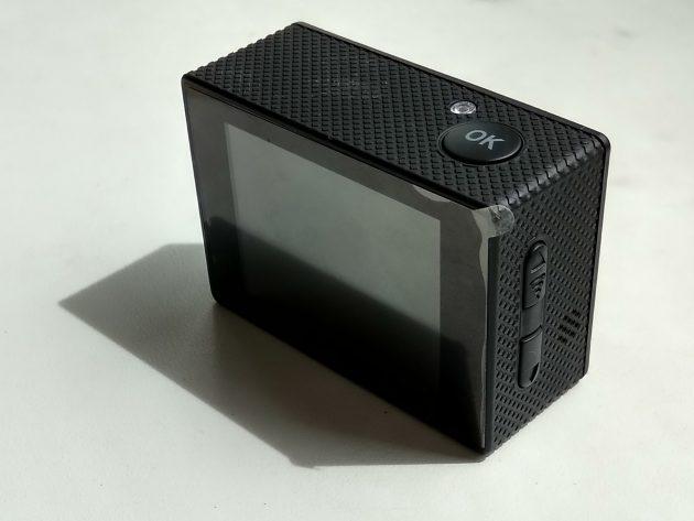Elephone Ele Cam Explorer Pro: задняя панель
