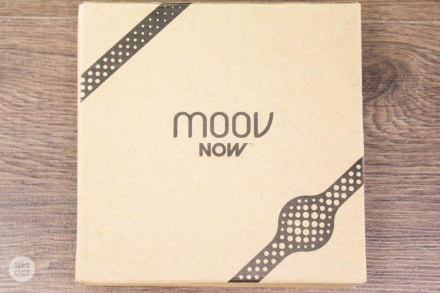 Moov Now: упаковка