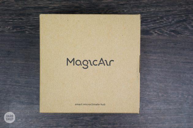 Анализатор воздуха Tion MagicAir расскажет, чем вы дышите