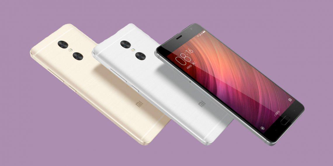 Xiaomi официально представила флагман Redmi Pro