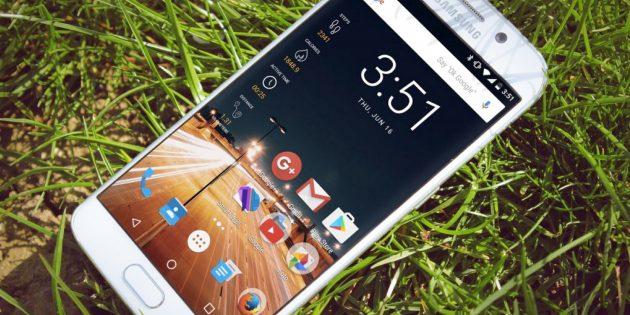 Smart Wallpapers для Android — умные обои, которые отображают данные из Google Fit