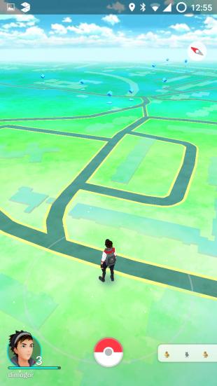Pokemon GO: покестопы