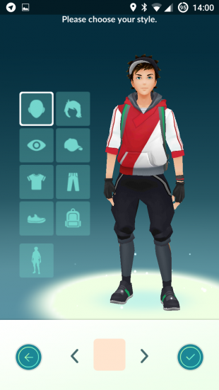 новая версия pokemon go