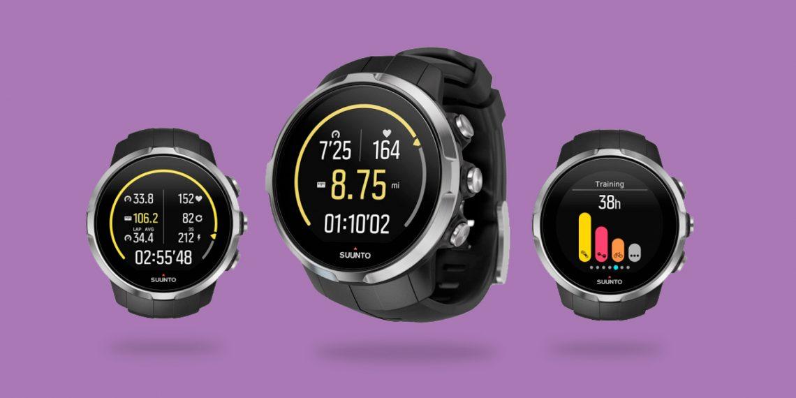 Suunto выпустила спортивные смарт-часы Spartan Sport с GPS-модулем