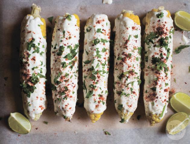 Как приготовить кукурузу