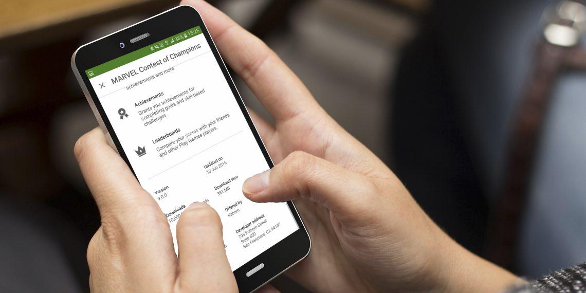 Теперь обновлять приложения в Google Play станет ещё проще и быстрее