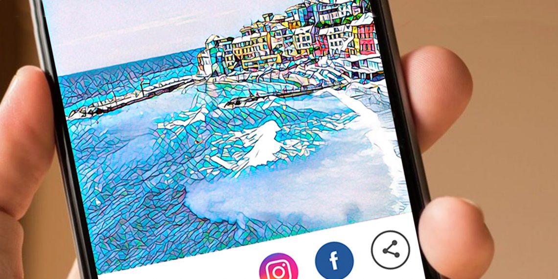 Как установить Prisma для Android и убрать логотип с фото