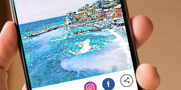 Prisma для Android теперь есть в Google Play