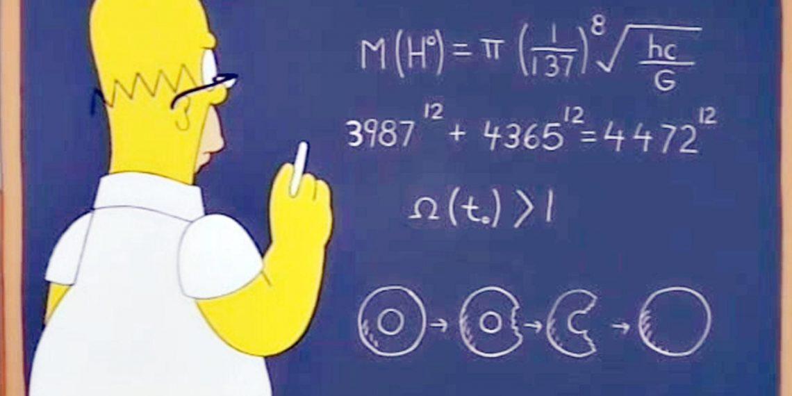«Симпсоны и их математические секреты» — самая смешная книга о самой сложной математике