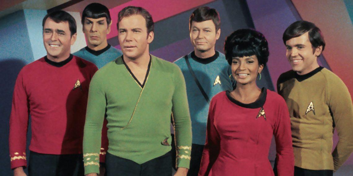 ТЕСТ: На кого из оригинального сериала «Звёздный путь» вы похожи?