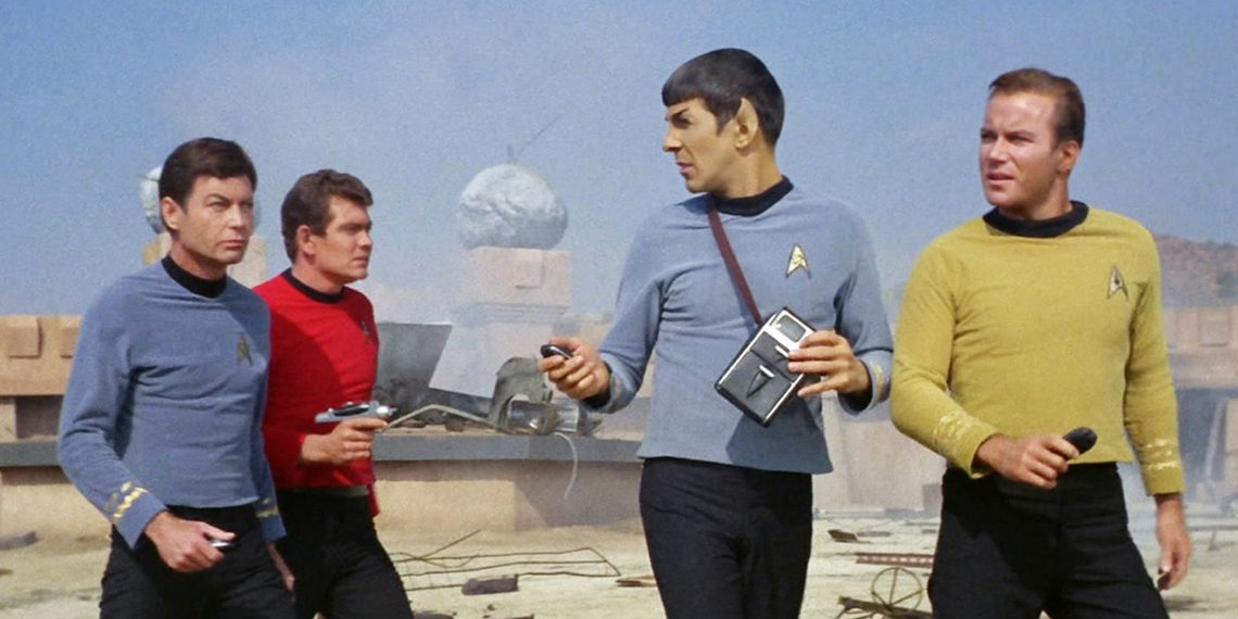 13 технологий из вселенной «Звёздного пути», которые стали реальностью
